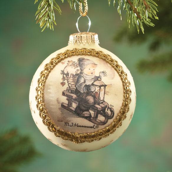 Hummel Ornament MI Hummel Hummel Christmas Ornament