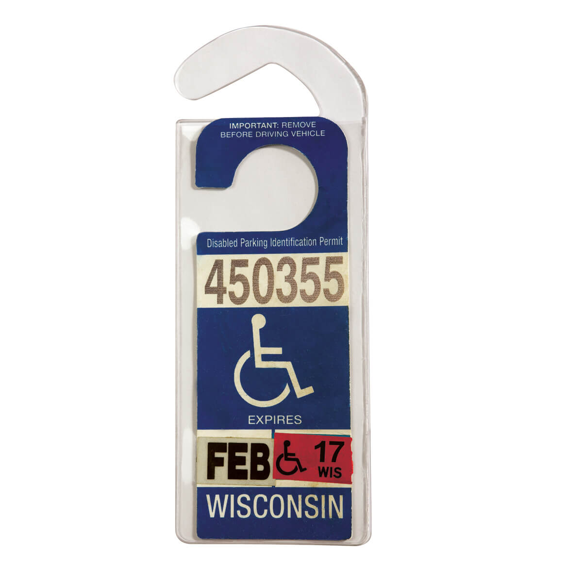 How Do I Get Handicap Placard