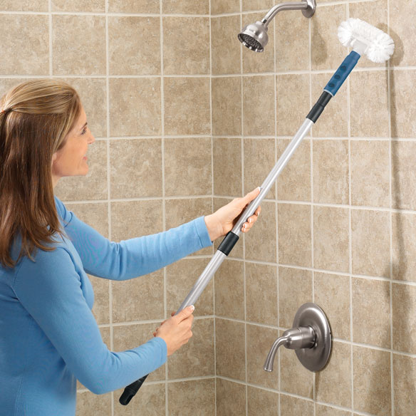 Long Handle Tub Scrubber Tub And Tile Scrubber Miles