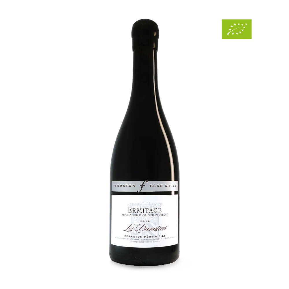 Les Dionnieres Red Organic Wine