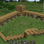 Cool Minecraft Horse Stable Creative Mode Minecraft Java Edition Minecraft Forum Minecraft Forum