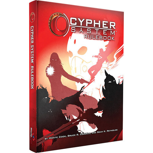 Image result for cypher system rpg