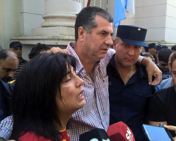 Padres de Miacela García