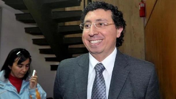 <p>Guillermo Lleral es el juez del caso Maldonado</p>