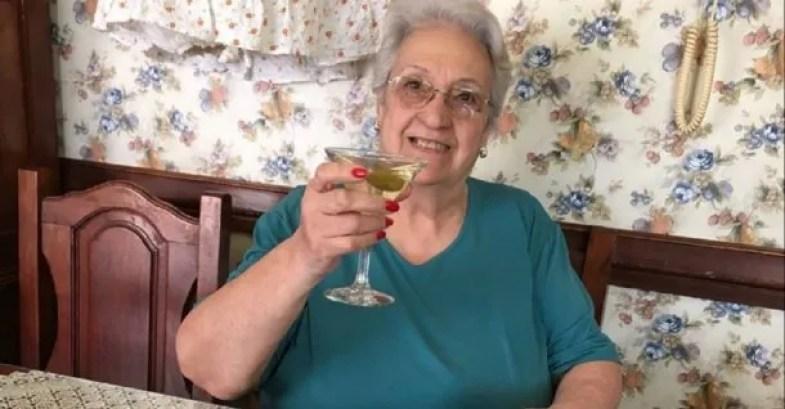 María del Carmen Espiritoso, la suegra
