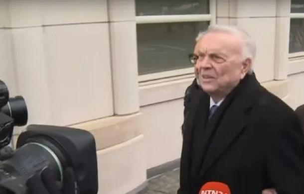 Declararon culpable a José María Marín en el Fifagate