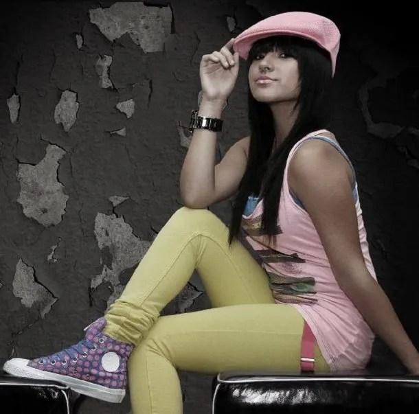 Becky G en 2011<br data-recalc-dims=
