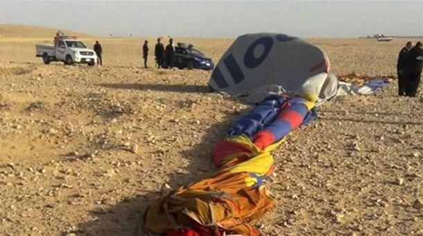 Dos argentinos resultaron heridos en el accidente<br>