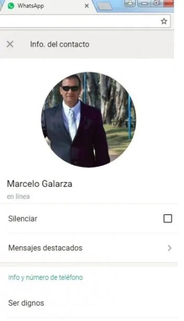 Estado de Marcelo Galarza