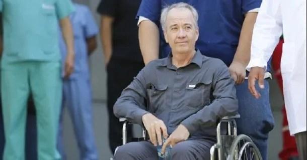 Frank Joseph Wolek, turista estadounidense aquien apuñalaron en La Boca