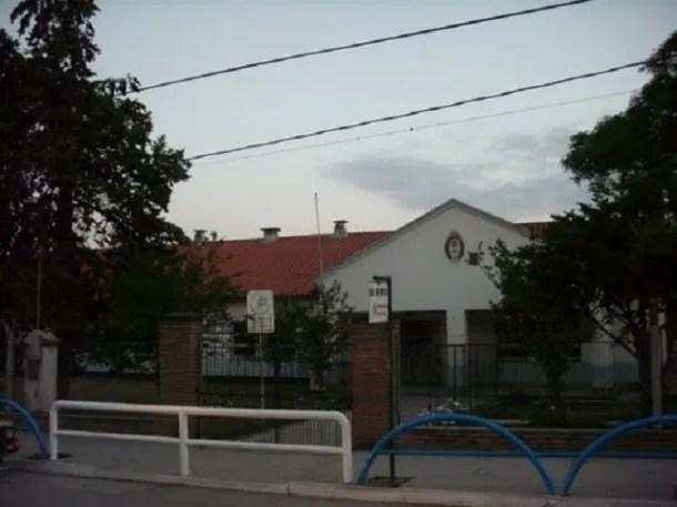 <p>Escuela Bartolomé Mitre de Campo Quijano<strong></strong>de Salta</p>