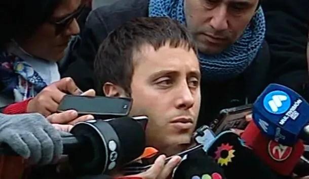 <p>Sebastián Queijeiro, ex abogado de Pity Àlvarez.</p>