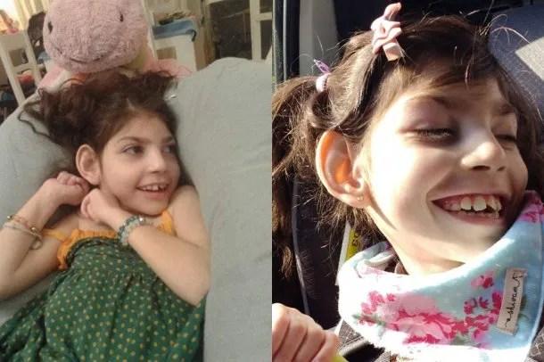Lucía falleció el 10 de septiembre de 2018 a causa de una infección intrahospitalaria.