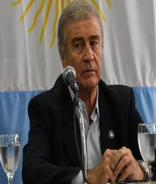 <p>Oscar Aguad, Ministro de Defensa</p>