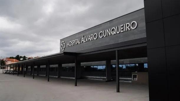Hospital Álvaro Cunqueiro de Vigo en Galicia: una madre con coronavirus dio a luz a un bebé sano