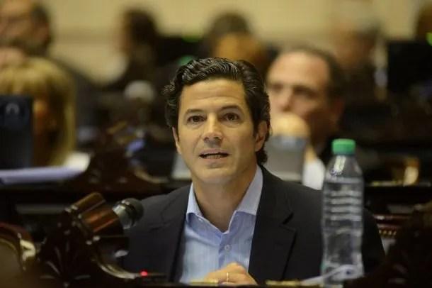 Luciano Laspina adelantó que el macrismo acompañará la iniciativa del oficialismo.