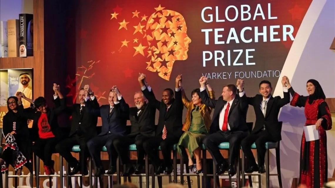 Buscan al mejor docente del mundo: se ganará un millón de dólares