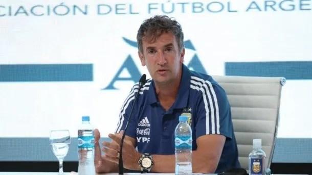 Federico Beligoy, Director Nacional de Arbitraje.