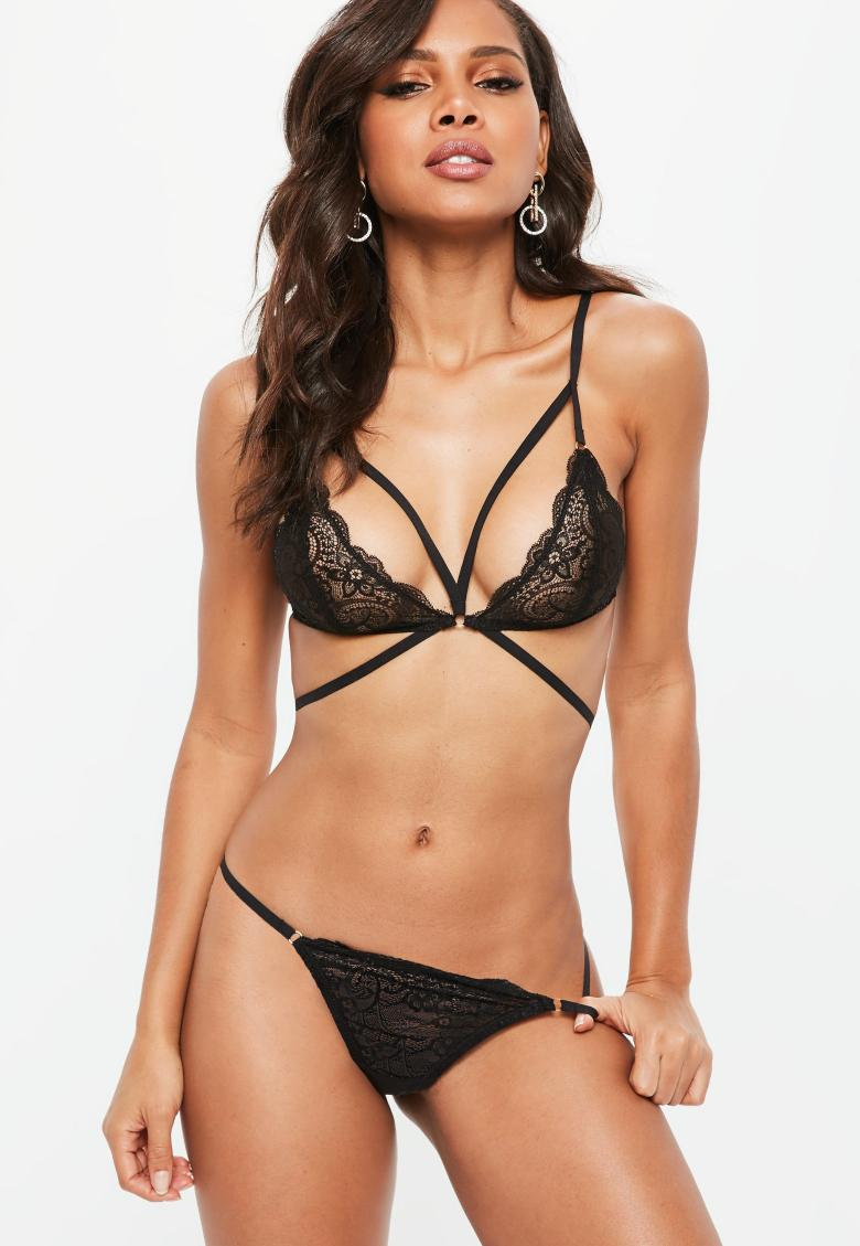 Soutien gorge triangle Missguided