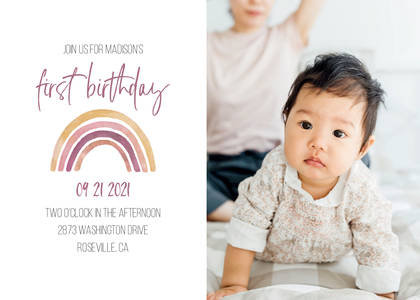 the best first birthday invitations online