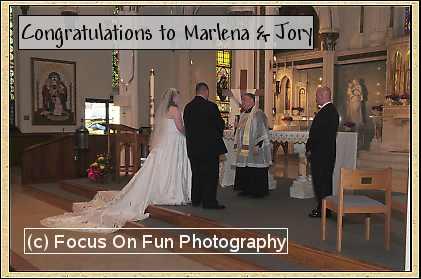 Marlena & Jory