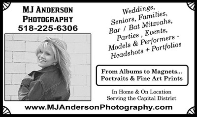 Yellowbook ad for portraits, seniors, families and more!