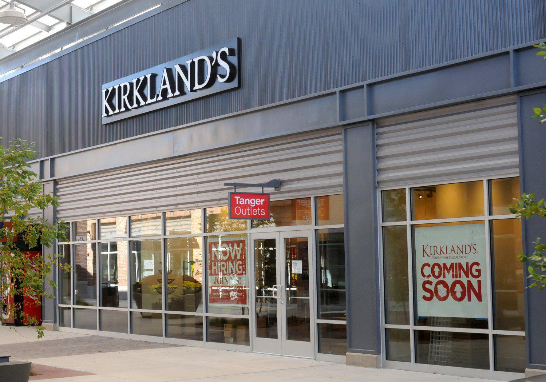Kirkland's home decor store to open in Tanger Outlets ... on Kirkland's Home Decor id=85906