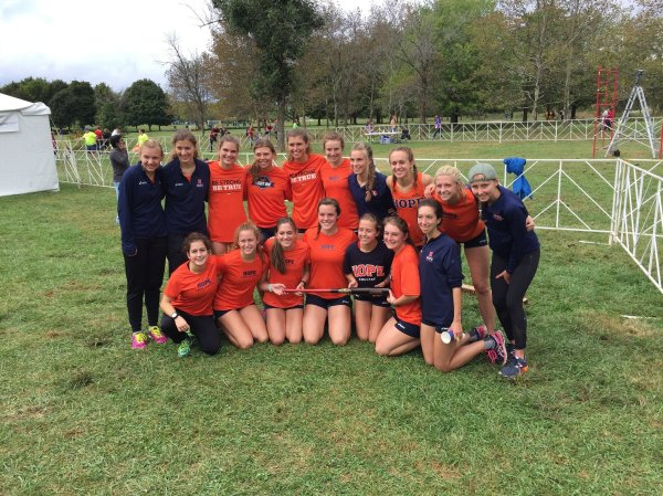 Hope women's cross country wins division at Louisville ...