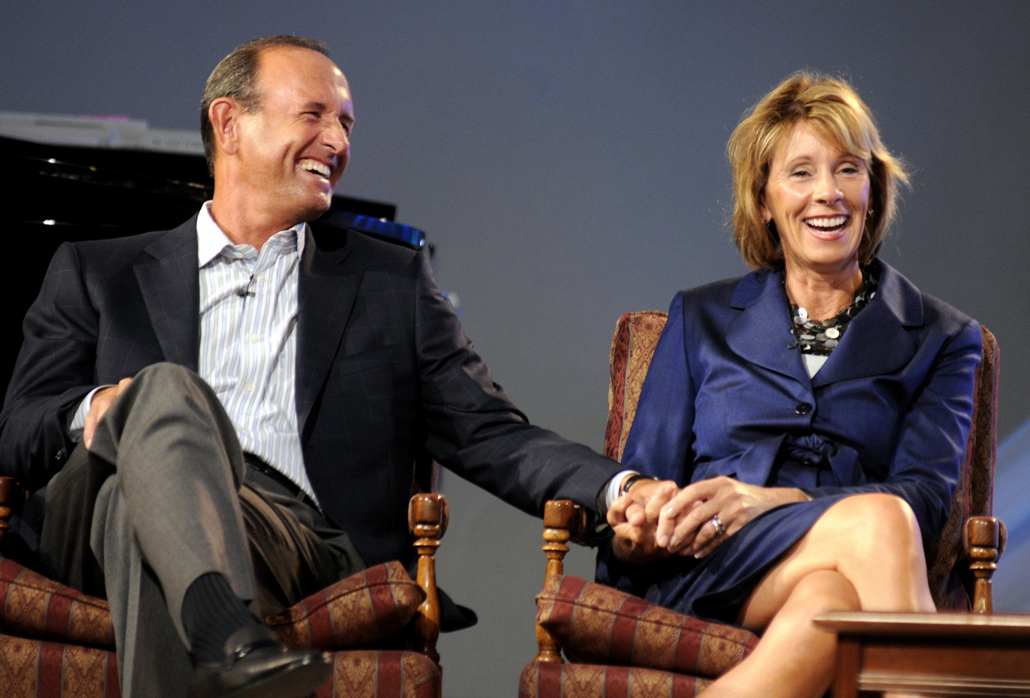 Image result for photo of betsy devos