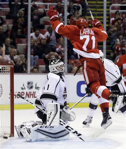 GDT: Game 24: Florida Panthers @ Detroit Red Wings: Return ...