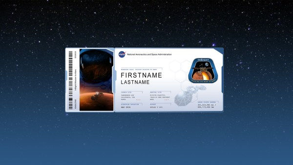 NASA offers another opportunity for people to send name on ...