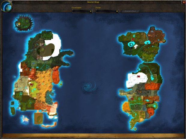 World of Warcraft Alpha Map image   Mod DB World of Warcraft Alpha Map