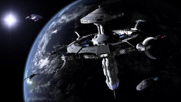 Unity One Space Station image Starfleet Command Fan