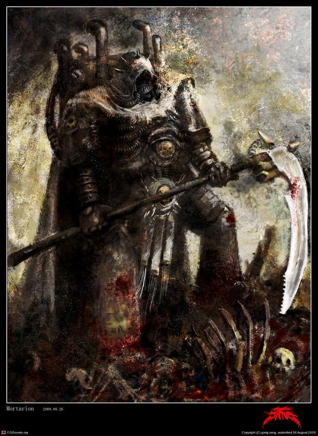 Mortarion Image Warhammer 40K Fan Group Mod DB