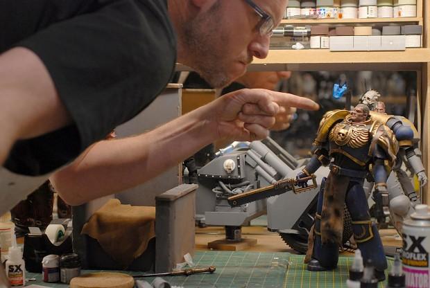 40k Action Figures Image Warhammer 40k Fan Group Mod Db