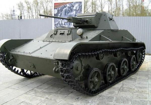 Soviet light tank of World War II image - Mod DB