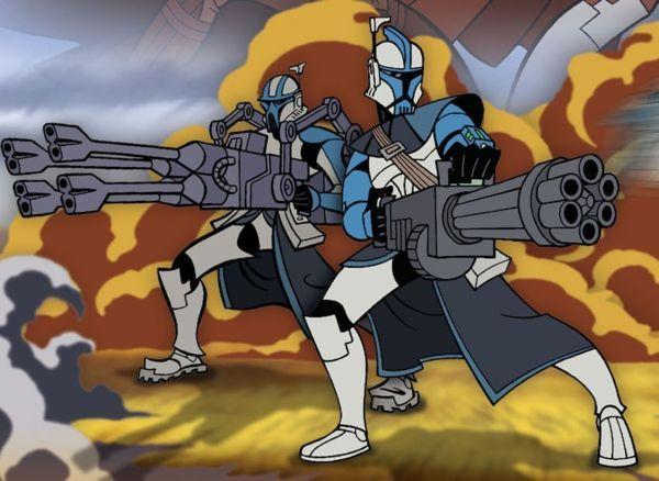 ARC troopers image - Clone Wars - Mod DB