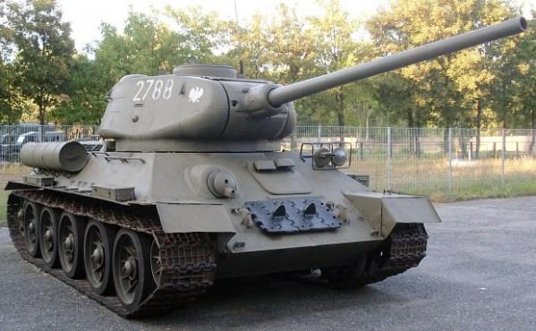 T34/85 image - Slavic - Mod DB