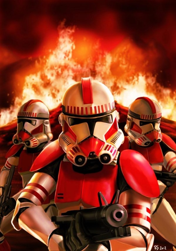 Shock Troopers image - 501st Legion: Vader's Fist - Mod DB
