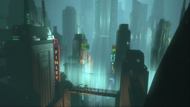 City Under The Ocean Image Dark Force Science Fiction