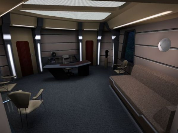 RPG Enterprise E - Captain's Ready Room image - GSIO01 ...