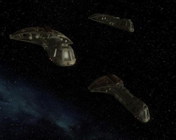 SGU Shuttle (In-game) image - Stargate Mod: War Begins for ...