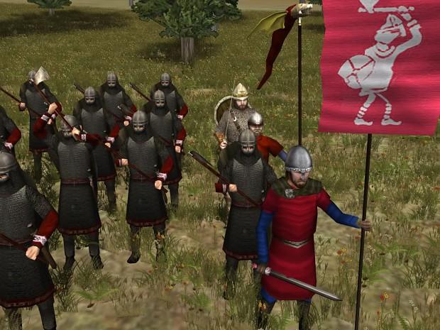 Total Rome Blood 1 Mod War