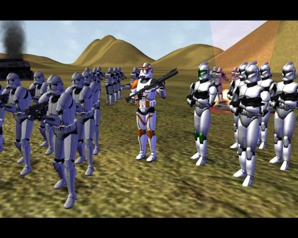 Commander cody image - Star Wars: Clone Wars Sub-Mod for ...