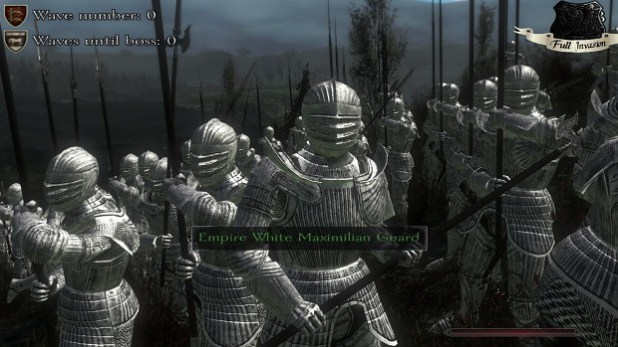 Upcoming new Invasion - Empire Invasion