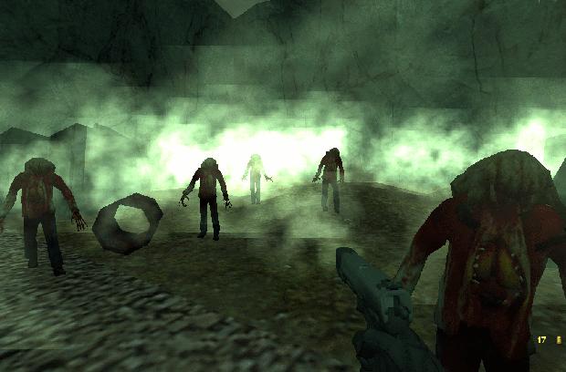Toxic Fog Image Town 17 Mod For Half Life Mod DB