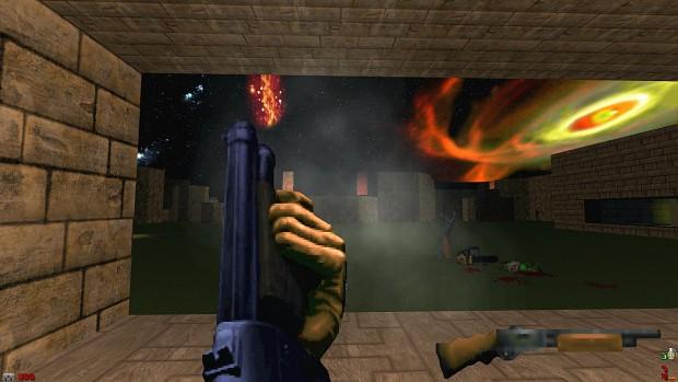 Doom 64 Ssg And Shotgun Return Image Mod Db