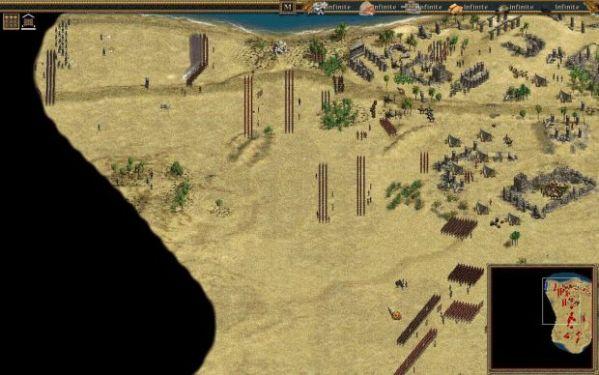 Single Player battle image - European Warfare ...