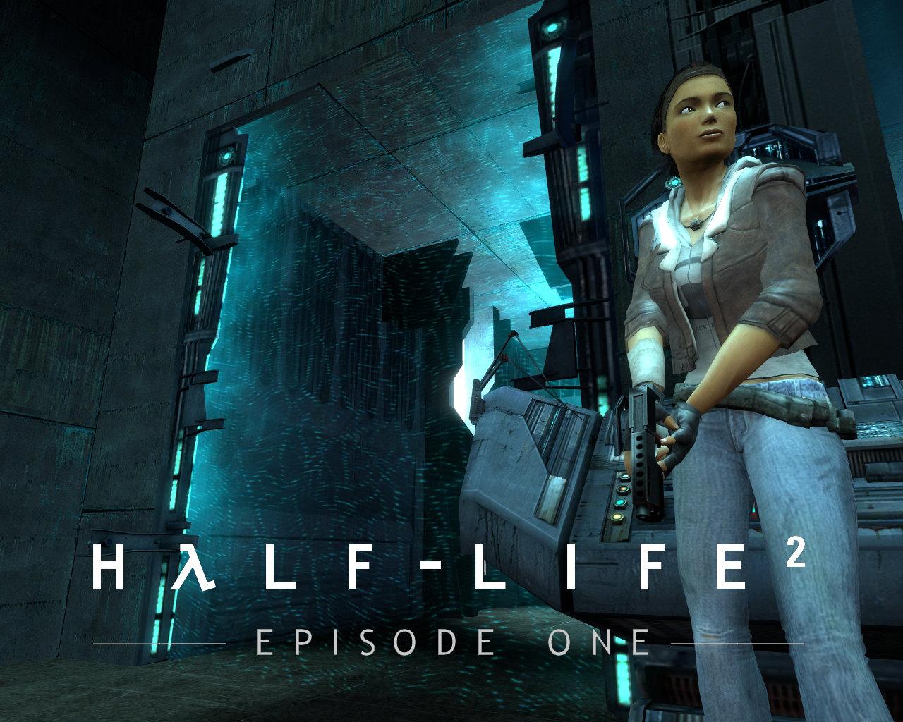 Half Life 2 Episode One Windows Mac X360 Ps3 Game