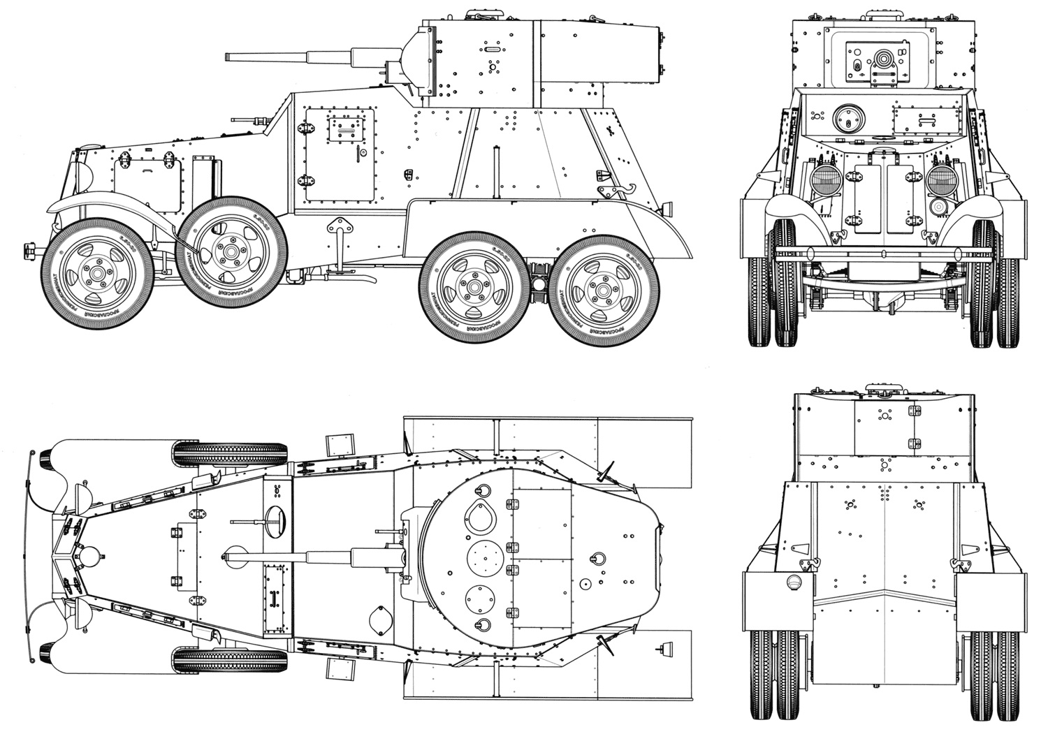 Tank Blueprints 2 File